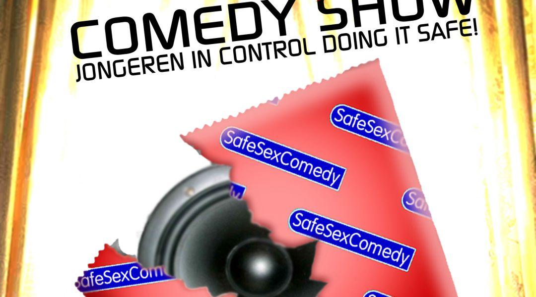 Afbeeldingsresultaat voor safe sex comedy