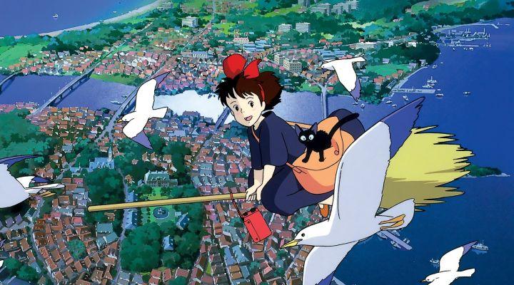 Cool Japan Anime: Kiki's Delivery Service (1989)