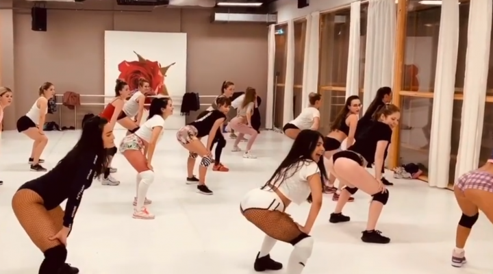 Sexism Free Twerk Dance Workshop