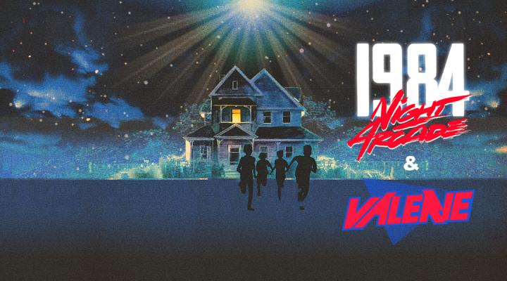 1984 Night at the Arcade