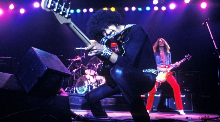 Phil Lynott (Thin Lizzy): Songs For While I'm Away (2020)