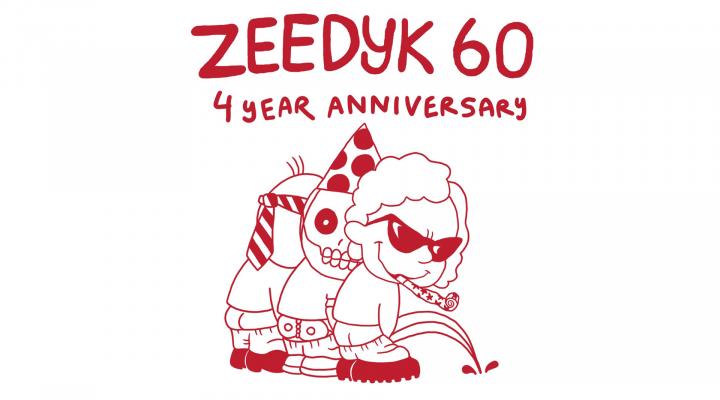 4 Jaar Zeedijk Livestream