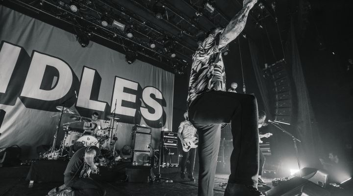 Don't Go Gentle: a film about IDLES (2020)