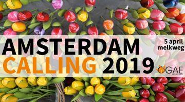 Amsterdam Calling 2019