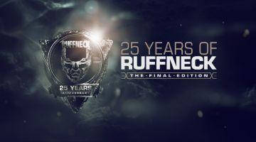 25 Years Of Ruffneck: Bass-D / Buzz Fuzz / Catscan / Dano e.a.