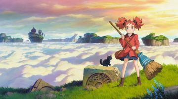Cool Japan Anime: Mary and the Witch's Flower (2017)