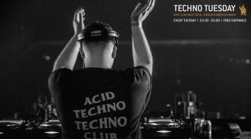 Techno Tuesday: Rudosa (UK)