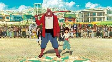 Cool Japan Anime: The Boy and the Beast (2015)