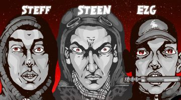 Infected Records: Steen / EZG / Steff