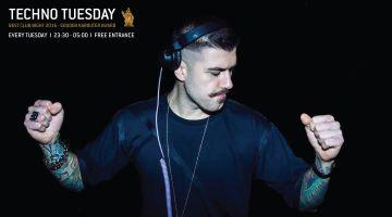 Techno Tuesday: Konrad (IT)