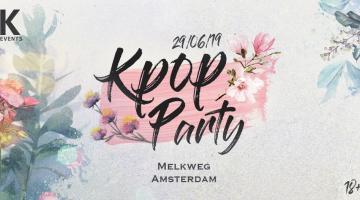 Kpop & Khiphop Party
