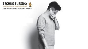 Techno Tuesday Wednesday Special: Marko Nastic (SRB)