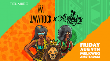 Jamrock x Afrolosjes