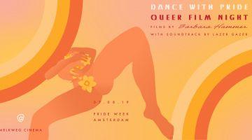 Queer Film Night: Barbara Hammer by LazerGazer