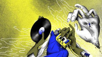 ADE LIVE @ Paradiso: De Jeugd Van Tegenwoordig 'I ❤ Techno Special' / Haelos / Yellow Days / Larry Gus / Warhola / OTHA / Meetsysteem