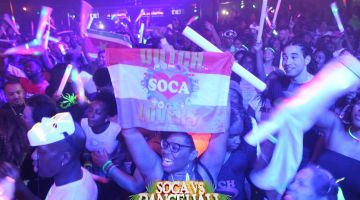 Soca vs Dancehall