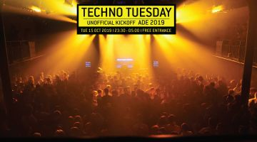 Techno Tuesday: Nusha (RO), Gonçalo (ESP)
