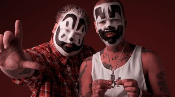 Insane Clown Posse + Dope D.O.D.