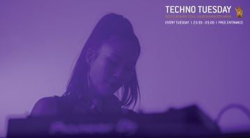 Techno Tuesday: Yuada (JP)