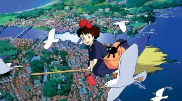 Cool Japan Anime: Kiki's Delivery Service (1989)