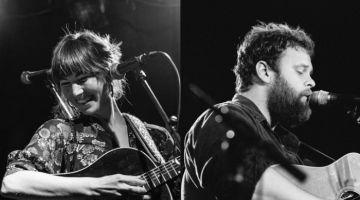 Anna Tivel + Jeffrey Martin