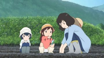 Cool Japan Anime: Wolf Children (2012)