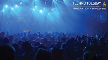 Techno Tuesday: Devid Dega (IT)