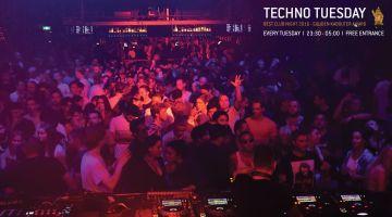 Techno Tuesday: Alessandro Grops (IT)