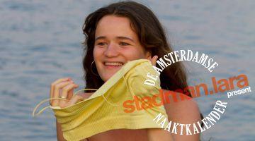 Mensen Zeggen Dingen x De Amsterdamse Naaktkalender