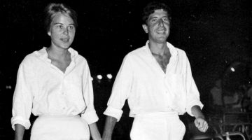 Marianne & Leonard: Words Of Love (2019) + Live: Flip Noorman Zingt Leonard Cohen
