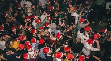 Frat Party: XMAS PARTY XL