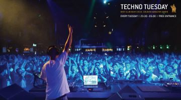 Techno Tuesday: Alberto Ruiz (ESP)