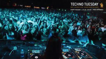 Techno Tuesday: YUADA (JP)
