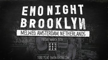 Emo Night Brooklyn: Amsterdam