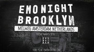 Emo Night Brooklyn: Amsterdam