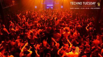 Techno Tuesday: Dekra (TUN)