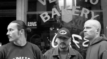 The Rap Dojo: La Famiglia