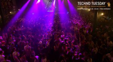Techno Tuesday: Vladimir Acic (SRB)