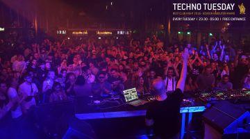 Techno Tuesday: Adrian Oblanca (ESP)