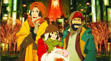 Xmas Anime: Tokyo Godfathers (2003)