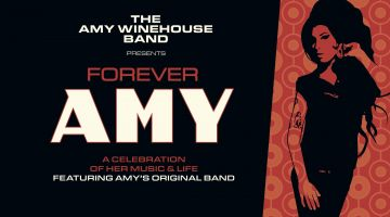 The Amy Winehouse Band Presents – Forever Amy