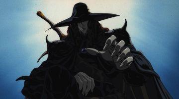 Vampire Hunter D: Bloodlust (2000) – Halloween Anime Night