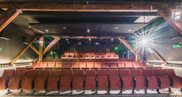 Amsterdam art house film cinema Melkweg