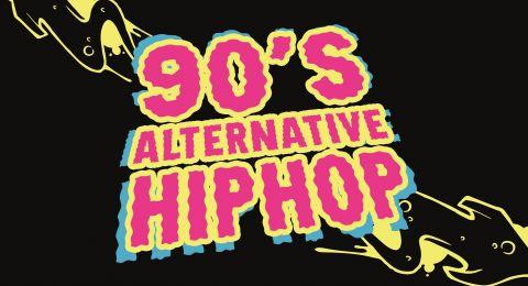 90's Hiphop Alternative | Events | Melkweg