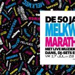 Vier ons 50-jarig jubileum mee op 17 juli met programmamarathon
