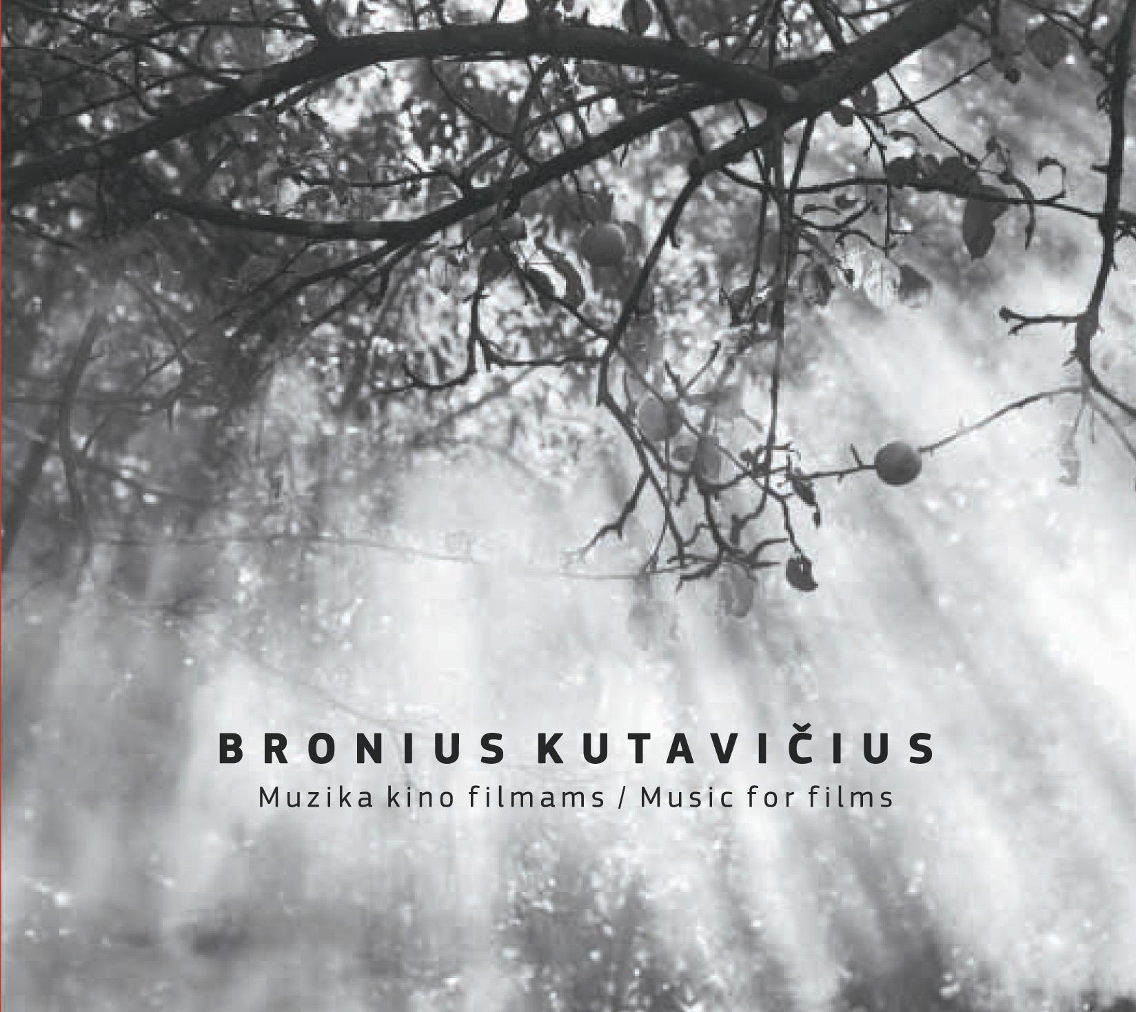 Bronius Kutavičius/ Music for films