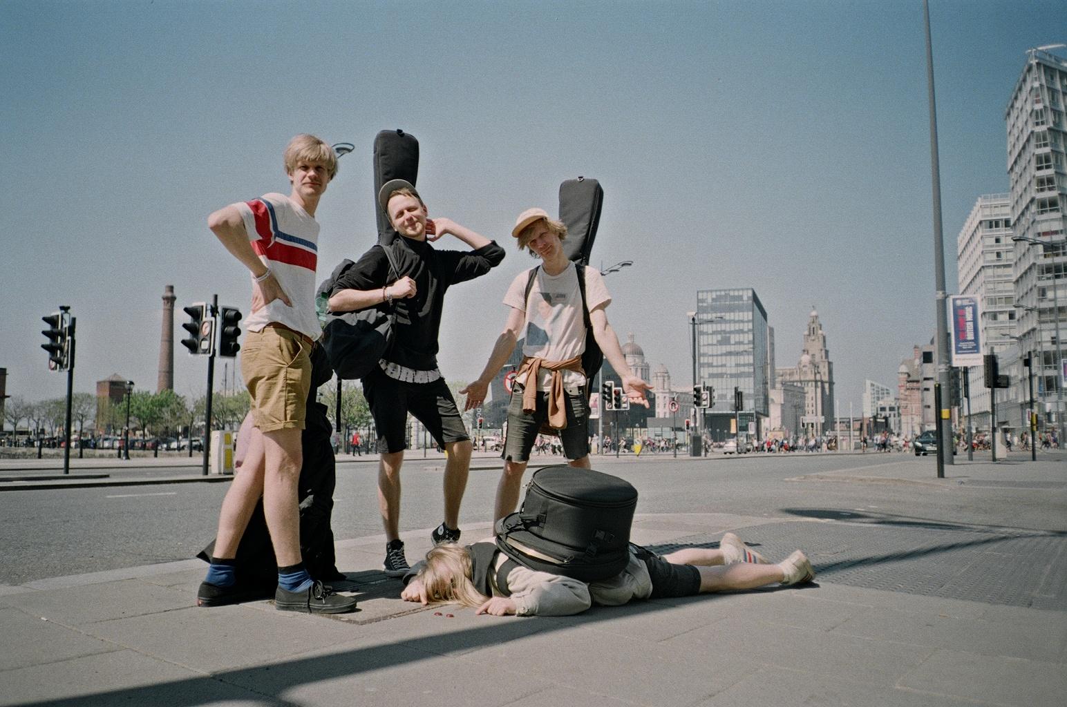 Garbanotas in Liverpool. Foto Gabriele Tamutyte.JPG