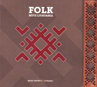 Note Lithuania: Folk