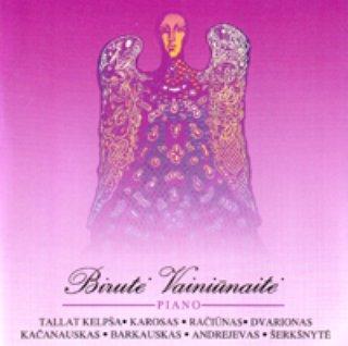 Birutė Vainiūnaitė. Lithuanian Piano Music