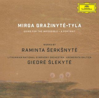 Mirga Gražinytė-Tyla. Going for the Impossible - A Portrait (CD+DVD)